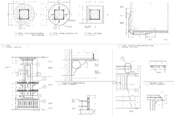 AutoCAD drafting outsourcing